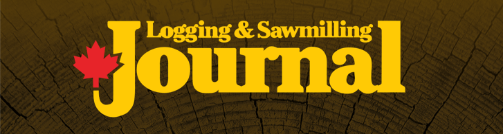 Logging & Sawmilling Journal logo